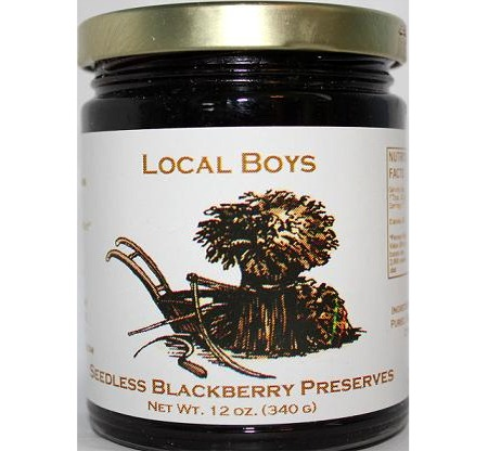 Click to view more Blackberry Homemade Preserves