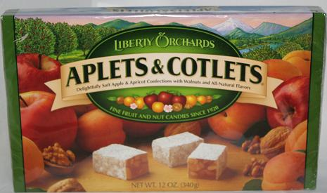 Click to view more 12 oz Aplet - Cotlet Aplets - Cotlets