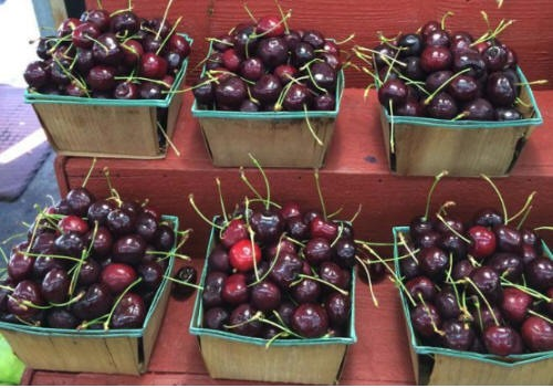 Click to view more Cherries Produce