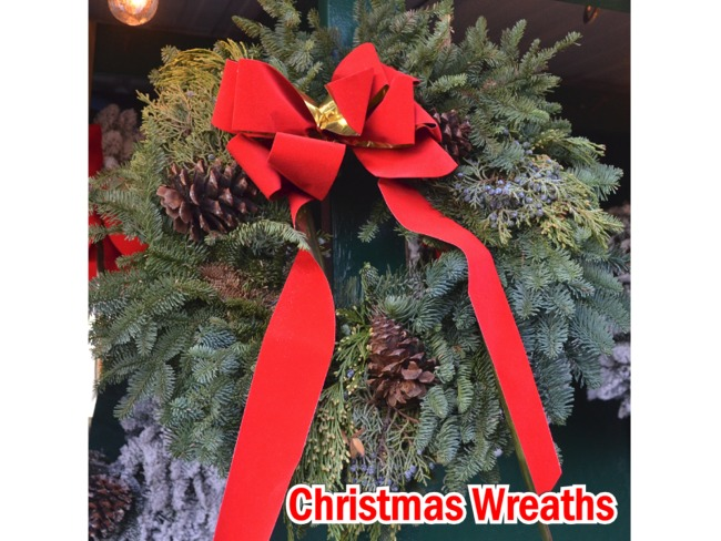 Click to view more Christmas Wreaths Seasonal Holiday Items