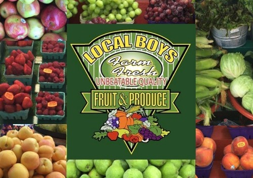 Local Boys Gig Harbor's Freshest Produce and Fruit Stand - Fresh Fruit,  Fresh Produce, Preserves, Syrups, Chips & Salsa