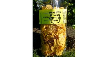 Click to view more Homemade Tortilla Chips Chips - Salsa