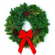 Christmas Wreaths - Click To Enlarge