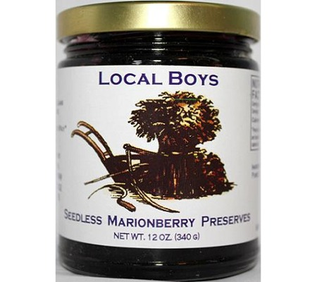 Click to view more Seedless Marionberry Homemade Preserves