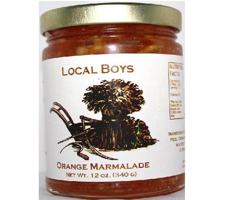 Click to view more Orange Marmalade Homemade Preserves