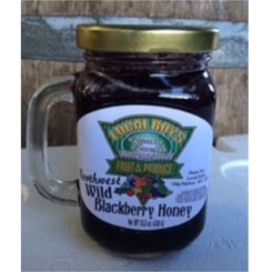 Click to view more Blackberry Honey Northwest Honey