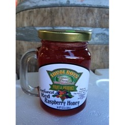 Click to view more Raspberry Honey Northwest Honey