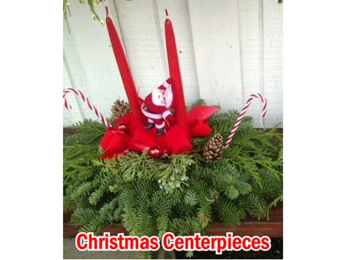 Click to view more Christmas Centerpieces Seasonal Holiday Items